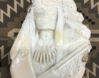 Authentic Navajo Sculpture