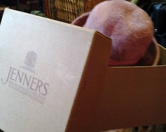 Vintage Jenners Hat with original box
