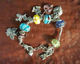 Charm-ing bracelet