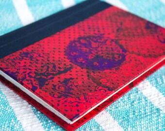 Red Sketchbook/Journal
