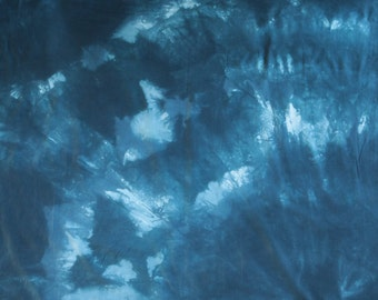 Hand Dyed Fabric 204