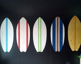 Surfboards of furniture