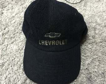 Vintage CHEVROLET YANASE snapback hats  80s 90s