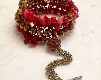 Golden Corral bracelet