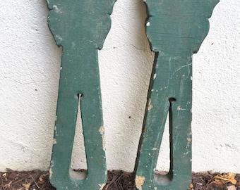 Antique Porch Railing Spindles