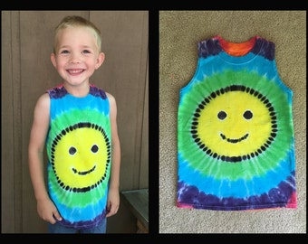 Custom Smiley Tee Shirt