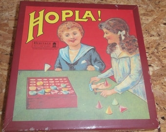 Vintage Hopla! Board Game