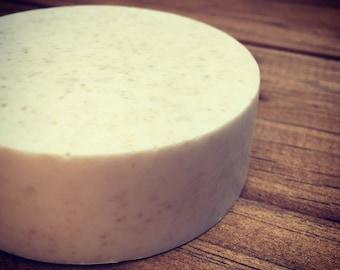 Honey Oatmeal Cream Facial Soap