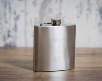 Mr and Mr Hipflask