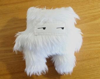 Shifty the Yeti (White B)
