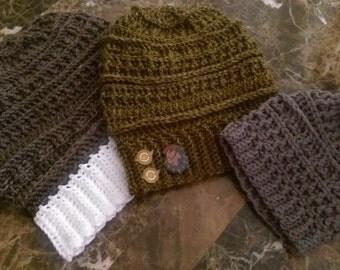 Seasonal Pin Hat