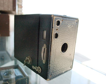 1918 No. 2a Kodak Brownie Camera Model B