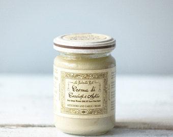 Artichoke Garlic Cream