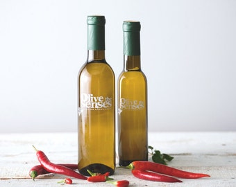 Cayenne Olive Oil