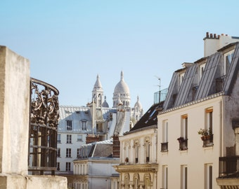 Paris Sacre Coeur Photography