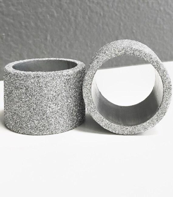 Sparkle Wedding Reception Napkin Ring