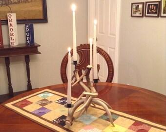 Antler Candelabra (Candle Holder)
