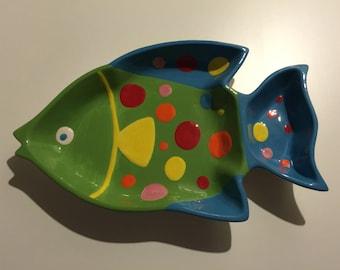 Chip and Dip Fish Platter