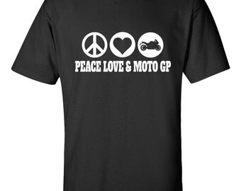 Peace, Love and Moto GP