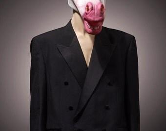 Rockabillies style black suit | Defursac