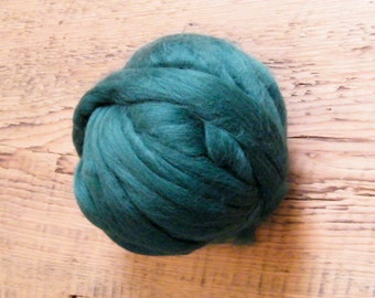 Pine Corriedale Roving - Perfect for Handspinning and Felting