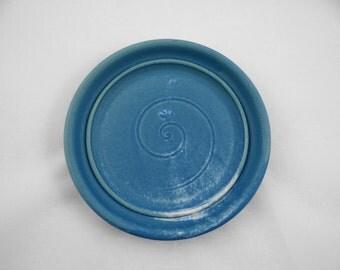Wine Coaster, Weathered Blue (WC-WB)