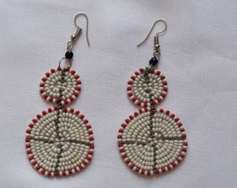 typical and original earrings