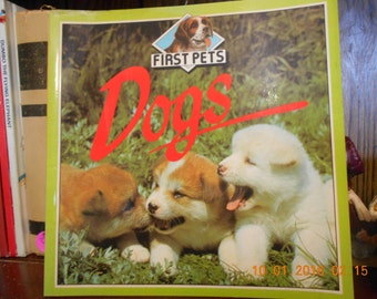 First Pets ~ Dogs