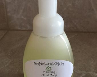 BeNatural Gifts Natural Lemon Foam Foaming Hand Soap