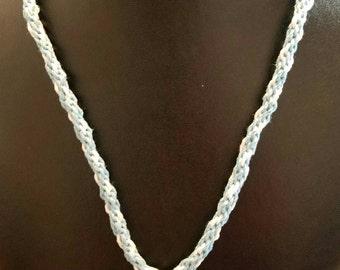 Custom Braided Necklace