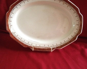 Queeen Anne by Stetson Serving Platter
