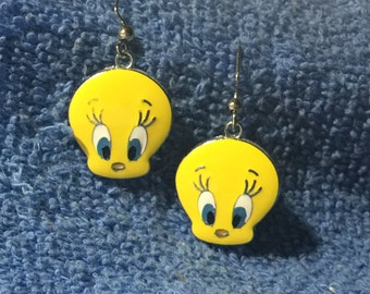 Tweety Bird Earrings