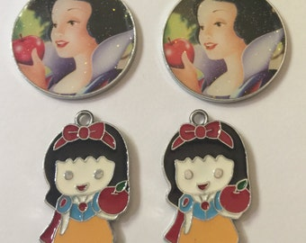 Snow White Charms