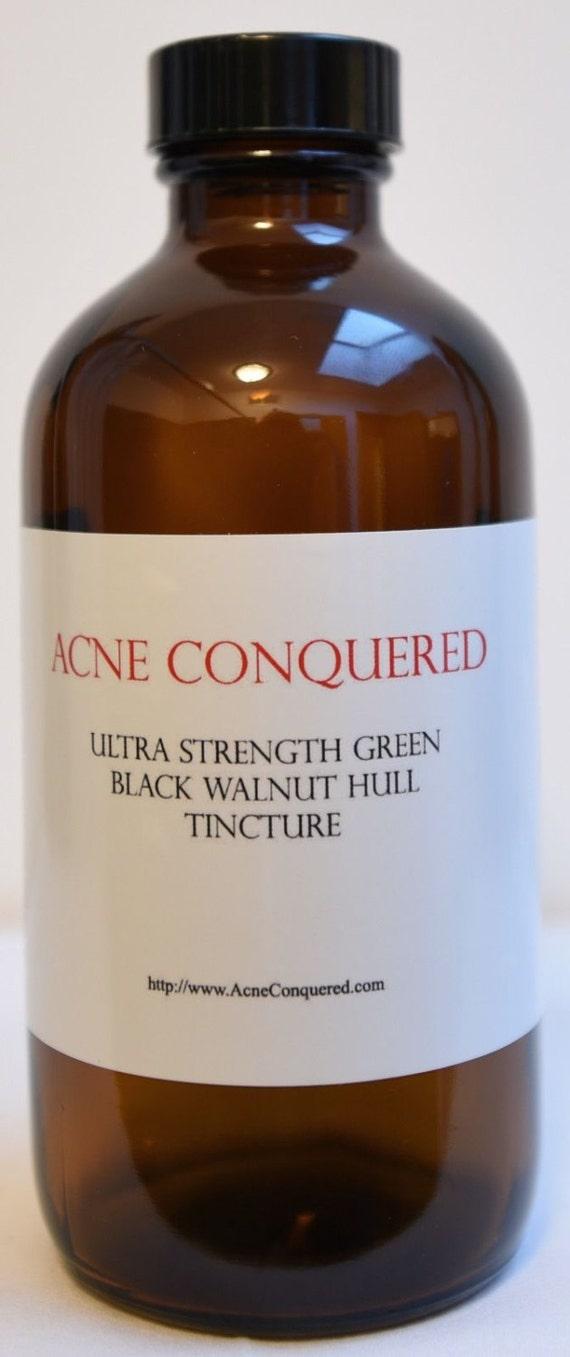 Walnut tincture uses