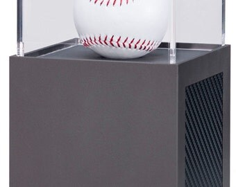 Baseball Display Case - Aluminum Modern Display Case