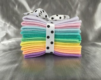 Mix Felt Pack - Pastels