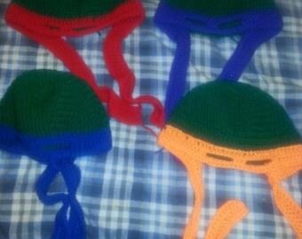 Turtle hat