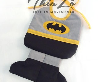 Batman Bib