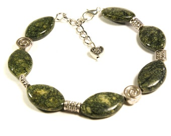 Dark Serpentine Bracelet