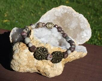 Crazy Horse Bracelet