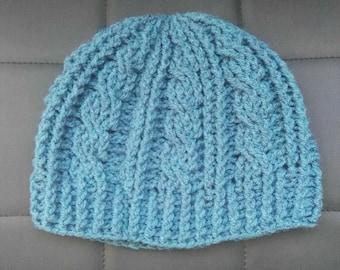 Twist by Mühlmann One Too - Beanie crochet Cap