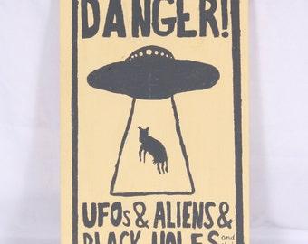 Customizble Danger/Caution sign