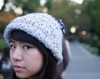 Tempest Hand Knit Hat