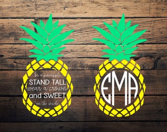 Pineapple SVG & JPG