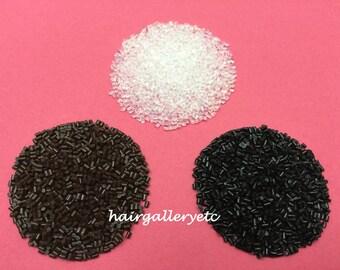 100% Italian Italy Keratin Glue Granules for I U tip Fusion Hair Extension USA