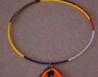 Maasai Charm Necklace