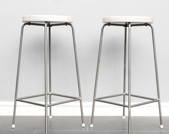 Industrial Stools - Large