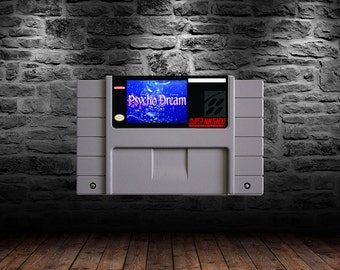 Psycho Dream - Character Upgrading Action Platformer in Dreamspace - SNES - Dream Probe - Unreleased