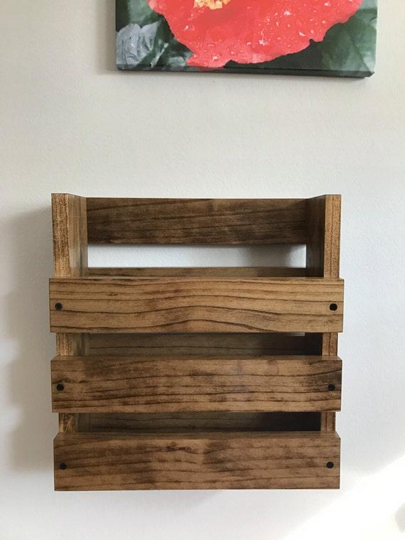 Restaurant menu rack/ Wall mounted menu rack