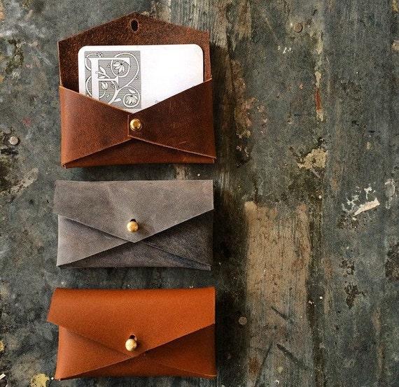 Minimal card case